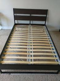 ikea full size bed frame furniture in palo alto ca offerup