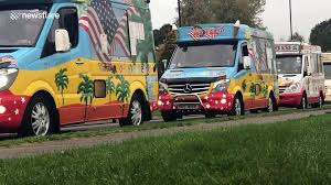 100 Largest Truck In The World UK Town Sets Guinness Record For Largest Ice Cream Truck
