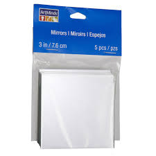 Michaels Wedding Supplies Canada by Artminds Square Mirror Value Pack
