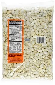 Roasted Shelled Pumpkin Seeds by Amazon Com Trader Joe U0027s Nuts Inshell Pumpkin Seeds 14oz Set Of 3