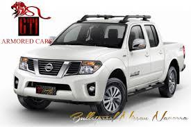 100 Nissan Pickup Trucks Bulletproof Navarra GTI Armored Cars Philippines