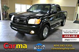 2004 Toyota TUNDRA DOUBLE CAB LIMITED Stock # 14810 For Sale Near ...