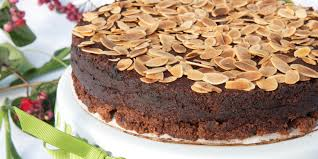 a brief history of chocolate and the flour less torte