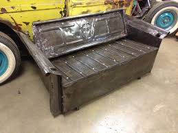 100 Willys Truck Parts Bare Steel Bench Made From A Willys Pickup Box For Sale Contact