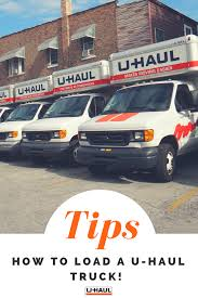 100 How To Pack A Uhaul Truck Tackling Your First Move Breaking Your Truck Into Cells Helps