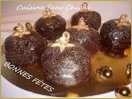 recette de dessert pour noel boules de noël biscuit mousse chocolat coeur de framboise