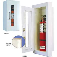 Larsens Fire Extinguisher Cabinets 2409 R7 by Recessed Fire Extinguisher Cabinets Home Design Ideas