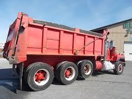 100 5 Axle Dump Truck 1998 MACK RD688S TRIAXLE STEEL DUMP TRUCK FOR SALE 622246