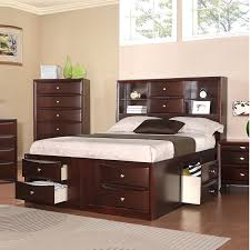 Bedroom Sets With Storage by King Size Storage Bed U2013 Robys Co