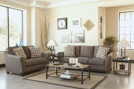 American Freight 7 Piece Living Room Set by Janley Slate Sofa From Ashley 4380438 Coleman Furniture