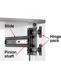 Pivot Door Slides & Pivot Door Hardware