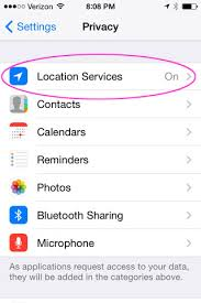 Frequent Locations Your iPhone knows where you ve been