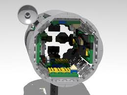 100 Lego Space Home LEGO IDEAS LEGO Moments In Station Proxi