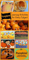 Books About Pumpkins Preschool by Using Pumpkins For Learning In Every Subject