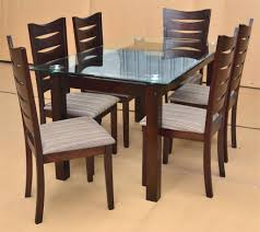 New Mission Dining Room Furniture Plans With Brownstone Table