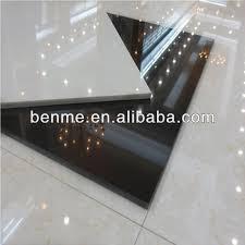 24x24 Black Granite Tile by Nano Black Granite Homogeneous Polished Porcelain Tiles 60x60
