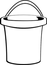Bucket With Handle Clip Art At Clker