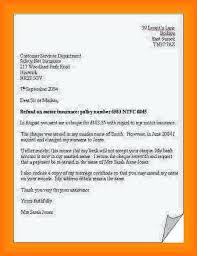 Business Letter Example Negative Business Letter Informal Letter