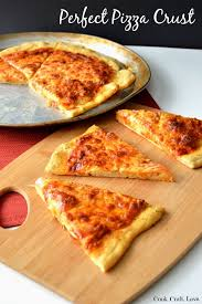 If I Had Known How Easy Pizza Crust Was To Make At Home Would Have