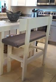 Diy Bench Counter Height From Wood Bought And Cut By Lowes Those Guys Love Island TableISLAND BENCHStools For Kitchen