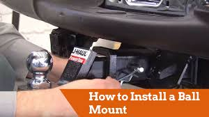 How To Install A Ball Mount Onto Your Vehicle - YouTube Truck Trailer And Hitch Trailers Hitches Service Parts 7 X 14 Coinental Cargo It Sales 85 20 Enclosed Car Hauler Tulsa What To Know Before You Tow A Fifthwheel Autoguidecom News Curt Class 1 For Volkswagen Bus Or Truck11655 The How To Like A Pro Choose The Best Travel Rvingplanet Blog Prevent Theft Horserider