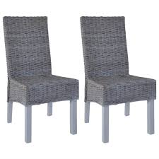 Dining Chairs 2 Pcs Kubu Rattan And Mango Wood Grey Intercon Solid Mango Wood Ding Set Kona Inka4278bset Drift Table 4 Grey Chairs Vidaxl 6 Pcs For Sale In Uk Preloved Fresh Italian White Cafe Logo Fabric Rosen Chair Available Raw Or Hand Painted Of 2 100 Natural 6seater With Bench Metal 2019 Home Sweet Butterfly Room Topbathroomco Jaipur Dakota Walnut Geneva Pair Kubu Rattan And