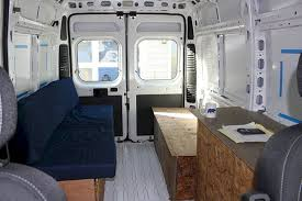 09 Best Diy Cargo Van Conversions Ideas