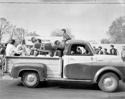100 Rocky Mountain Truck Driving School 136 Years Of Homecoming History At CSU The
