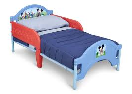 mickey mouse plastic toddler bed delta children s products