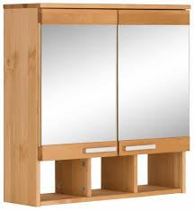 home affaire spiegelschrank josie breite 60 cm aus massivholz verstellbarer einlegeboden metallgriffe kaufen otto