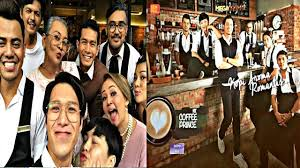 SENARAI PELAKON Drama My Coffee Prince Dan Nama Watak Dalam