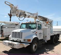 1999 International 4900 Digger Derrick Truck | Item L4284 | ...