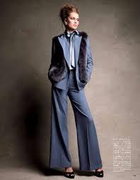 Sleek 70s Inspired Fashion
