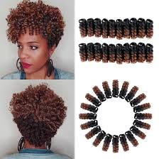 HairPhocas 5 Packs Synthetic Saniya Curly Crochet Hair 10 Inch 20roots/pack  For Crochet Braids... Curlkalon Hair Wig Tousled Short Brownish Black Afro American Short Natural Tapered Cut Curlkalon Hairstyles 5 Of The Best Crochet Braid Patterns Bglh Marketplace Wash N Go In Under 10 Minutes Using One Product 3c4a Hair Assunta Conyers How To A Tapered Cut Thning Crown Toni Curl Grey Harlem 125 Kima Kalon Large 20 Spring Twist Braids 3 Pack Bomb Ombre Colors Synthetic Jamaican Bounce Fluffy Extension 8inch Chase Ink Promo Code Shoedazzle Are Easiest Protective Style I Do Wave Moldshort Pixie Up