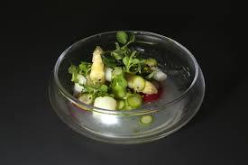 cuisine asperge asperges vertes blanches et fraises de florent ladeyn finaliste