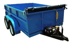 100 Dump Truck Tarp Ground Level Hand Crank Kit With