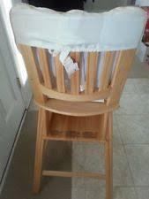 Eddie Bauer Wooden High Chair by Eddie Bauer High Chair Ebay