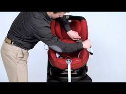 installation siege auto bebe confort bébé confort how to install the rubi