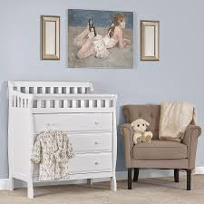 Baby Changing Dresser With Hutch by Changing Table Dresser With Hutch Converting Dresser To Changing