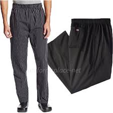 mens chef pants ebay