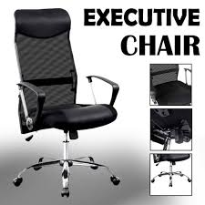 PU Leather High Back Office Executive Computer Chair-Black 03 Luxury Pu Leather Executive Swivel Computer Chair Office Desk With Latch Recline Mechanism Brown Eliza Tinsley Black Belleze Highback Ergonomic Padded Arms Mocha Barton Economy Hydraulic Lift Senarai Harga Style Lifted Household Multi Heavy Duty Task Big And Tall Details About Rolling High Back Essentials Officecomputer Belleze Tilt Lumber Support Faux For Look Costway