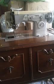 Vintage Kenmore Sewing Machine In Cabinet by Kenmore Sewing Machine In Cabinet Model 117 305 Collectors Weekly