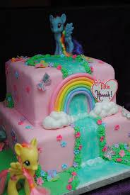 My little Hannah Birthday cake Hannahs Birthday