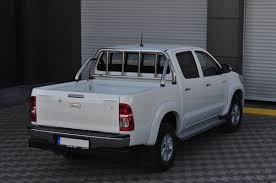 Toyota Hilux Roll Bar -Tuning Parts To Toyota Hilux-