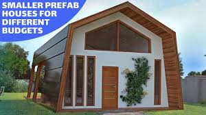100 Inexpensive Modern Homes 7 Great Small Prefab Some Affordable