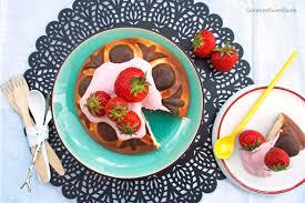 low carb classics erfrischender käsekuchen mit erdbeer