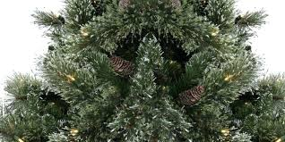 Frosted Artificial Christmas Trees Home Design Best For Fake Holiday Time Pre Lit 75 Winter Frost