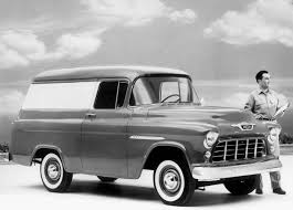 1955 Chevy Panel Truck | Panel Trucks | Pinterest | Chevy, Cars And ...