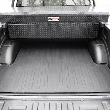 Diamond Plate Bed Rail Caps by Truck Bed Mats Westin Automotive