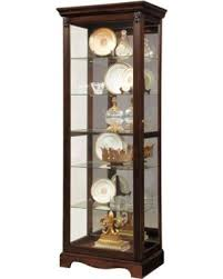 winter shopping deals on 21457 curio with five adjustable glass